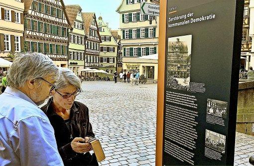 Blick auf Tübingens Rolle in der NS-Zeit