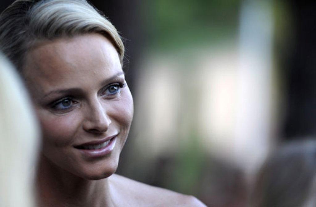 Charlène von Monaco wird Mutter. Die Erleichterung im Zwergstaat ist groß. Verstummen jetzt auch die Gerüchte über eine Ehekrise? Foto: dpa