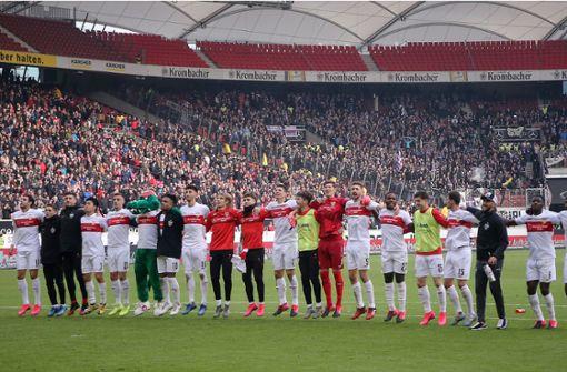 Wie der  VfB seine Stärke auf den Rasen bringt