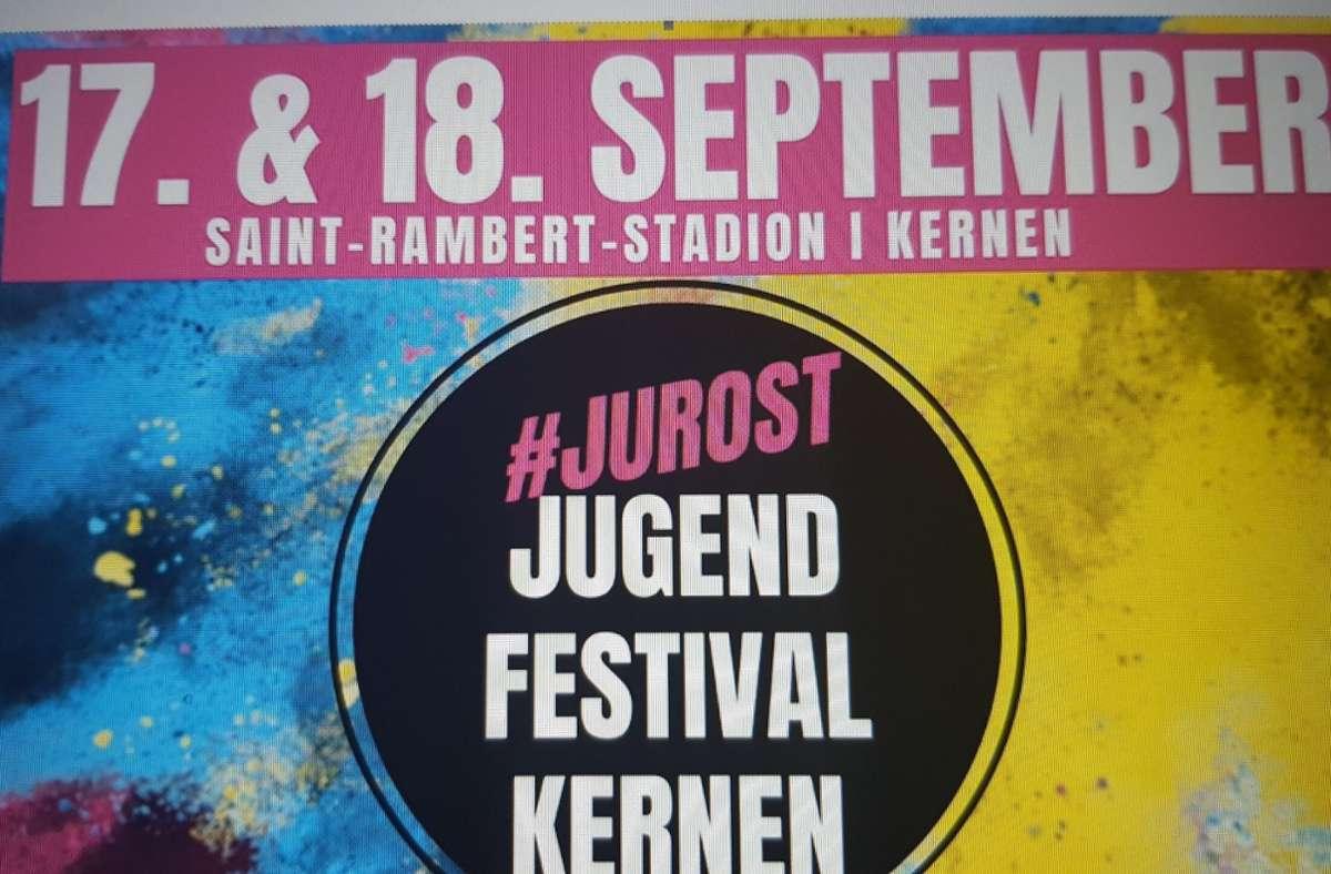 Im Stadion in Stetten steigt ein Jugendfestival. Foto: Kernen/privat