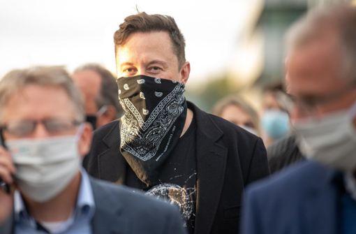 Treffen von  Musk mit Altmaier am Mittwoch angepeilt