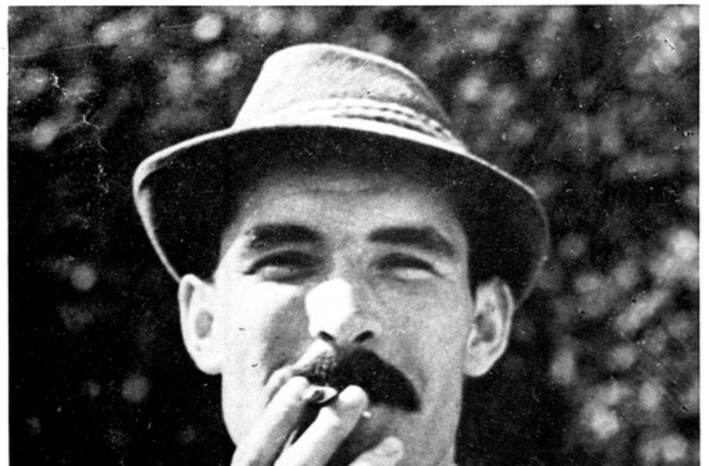 Mit 24 Jahren gestorben: Eugen Gottlob Winkler Foto: DLA Marbach