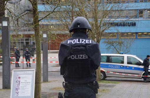 Polizei prüft Zusammenhang mit weiteren Drohungen