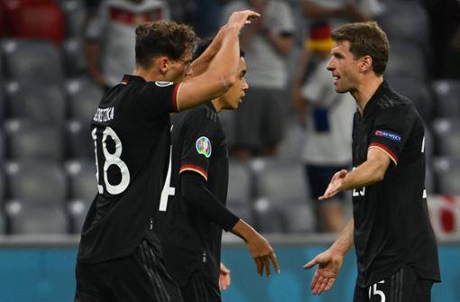 Deutschland gegen England – wer die besseren Karten hat