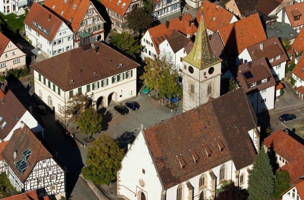 Wer macht das schönste Bild von Eltingen? Foto: Stadt Leonberg