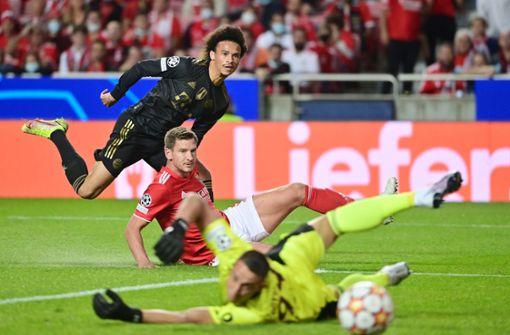 Sané führt Bayern zum 4:0 in Lissabon