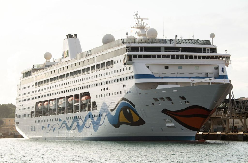 Aida Cruises hat alle Fahrten bis Ende Mai abgesagt. (Archivbild) Foto: dpa/Andrea Warnecke