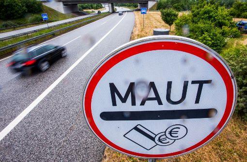 Verfahren gegen deutsche Pkw-Maut eingestellt