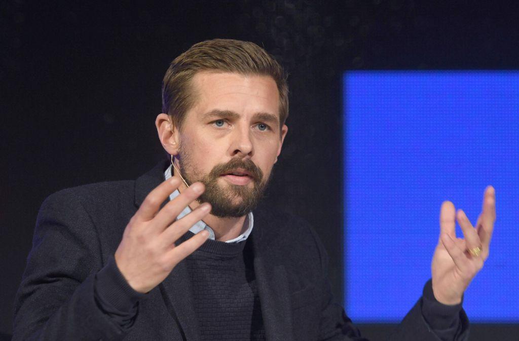 Klaas Heufer-Umlauf hat sich nun nach den Fake-Vorwürfen entschuldigt. Foto: dpa/Felix Hörhager