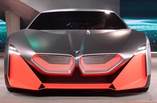 Kurskorrektur bei BMW