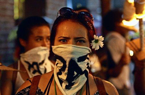 Friedensnobelpreisträger Santos lässt nicht locker