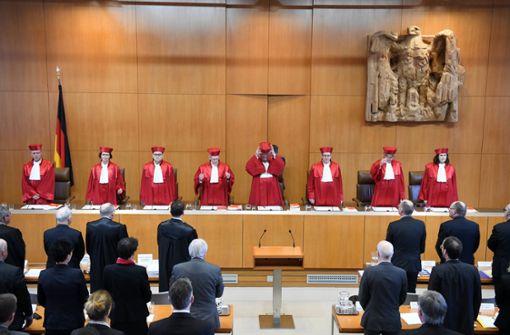 Verfassungsgericht erklärt Bemessung der Grundsteuer für verfassungswidrig