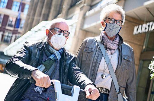 CDU-Politiker fordern Maskenpflicht nur für gefährdete Personen