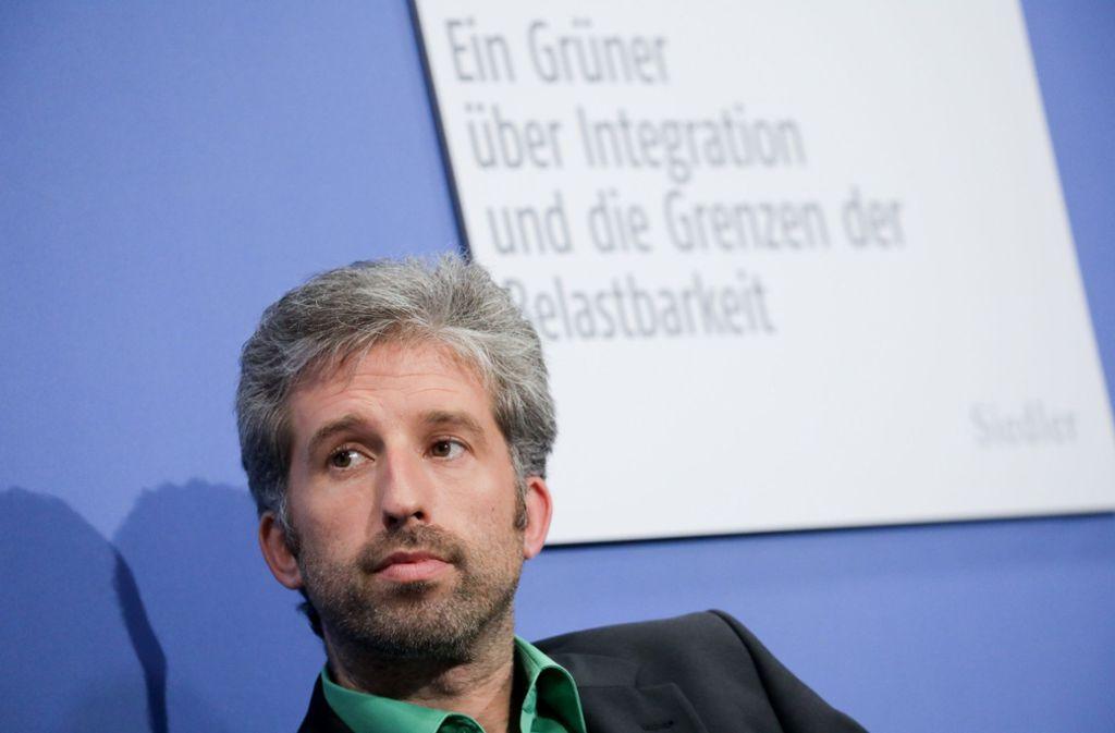 Boris Palmer kritisierte zuletzt etwa die gesunkene Zahl an Abschiebungen Foto: dpa