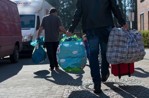 Flüchtlings-Unterkünfte werden wieder  Sportstätten