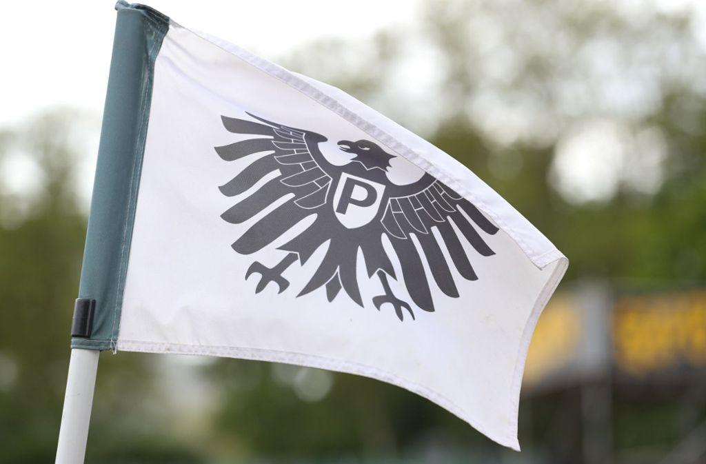 Beim Spiel zwischen Preußen Münster und den Würzburger Kickers kam es zu einem rassistischen Zwischenfall. Foto: dpa/Friso Gentsch