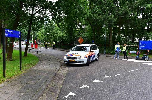 Polizei nimmt Täter fest – Frau unverletzt