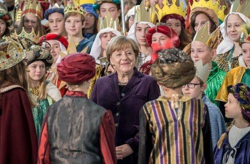 Merkel warnt vor Vorurteilen