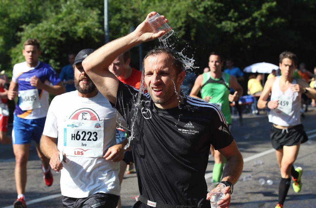 Temperaturen über 30 Grad können zur Herausforderung für den Körper werden. Foto: Pressefoto Baumann