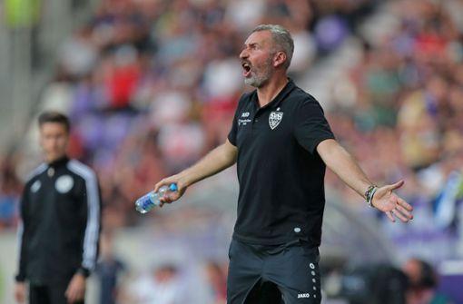 DFB ermittelt gegen Coach vom  VfB Stuttgart