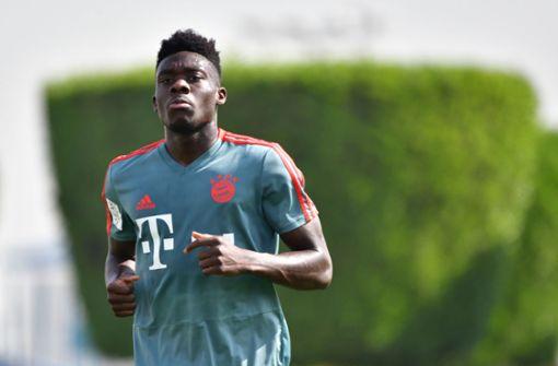 Als der FC Bayern dem VfB Alphonso Davies wegschnappte