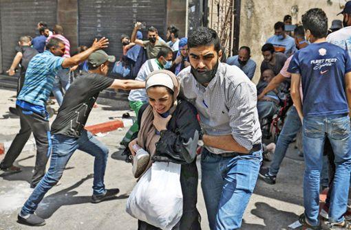 Die Gewalt in Nahost eskaliert weiter