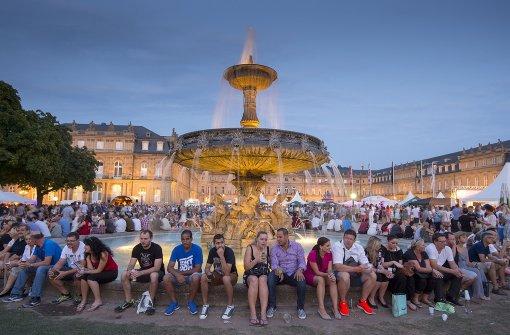 Vom schicken Sommerfest bis zum alternativen Festival