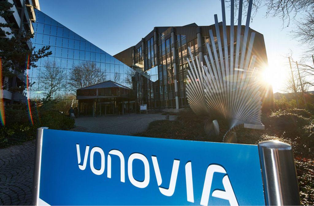 Die Vonovia steht im Ruf, nicht eben zimperlich mit unliebsamen Mietern umzuspringen. Foto: dpa