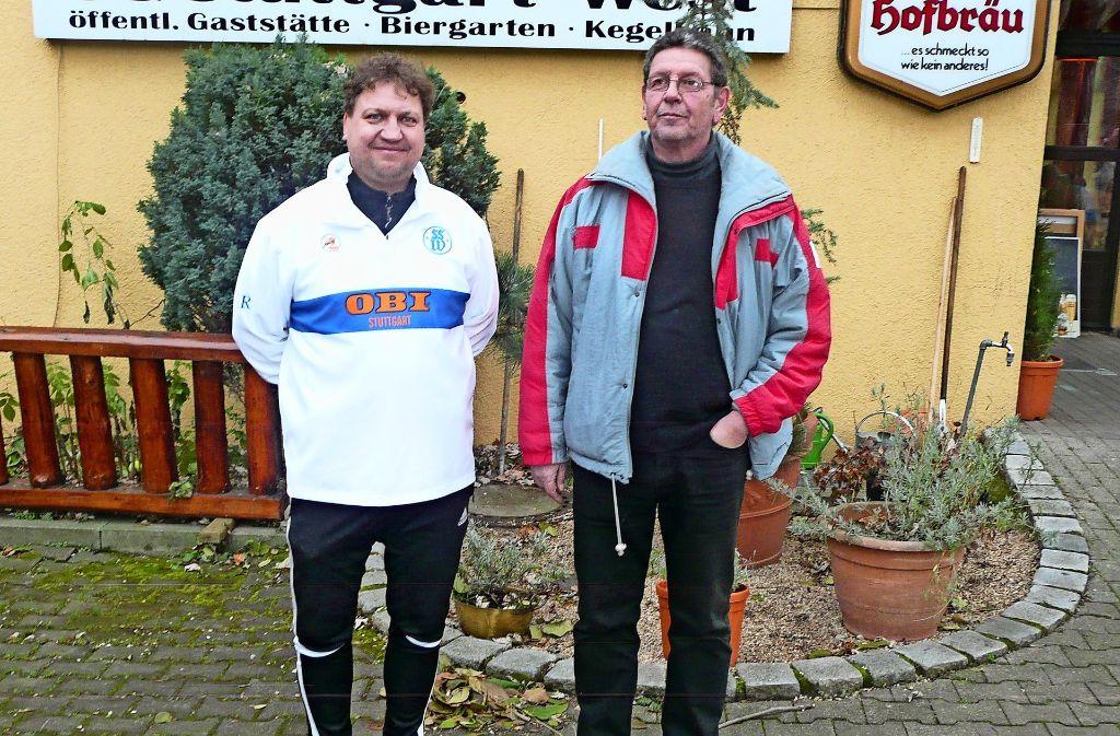 Der Jugendleiter Frank Ramminger und Foto: Christoph Kutzer