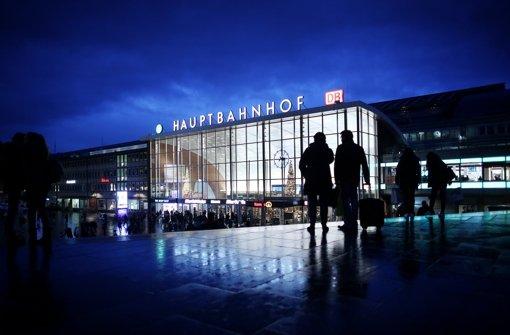 Der Kölner Hauptbahnhof wurde zum Tatort. Foto: dpa