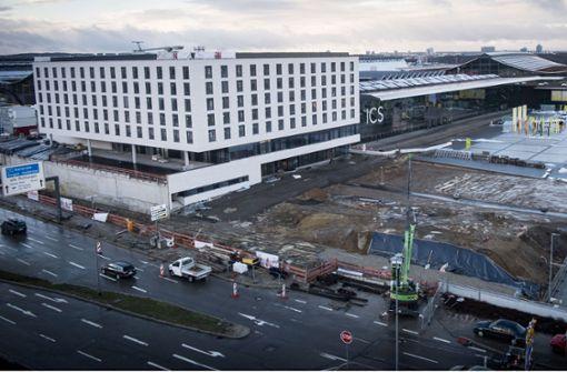 Neues Mövenpick-Hotel wird frühestens im Mai öffnen