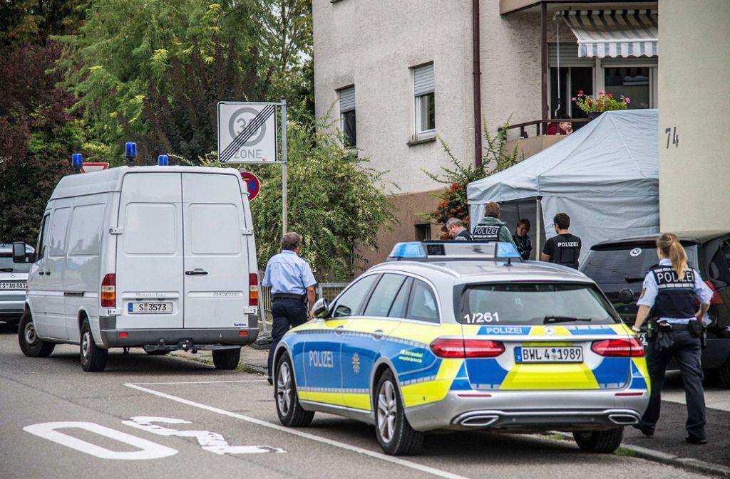 Am 3. September wurde die tote Frau in ihrer Wohnung gefunden. Foto: SDMG