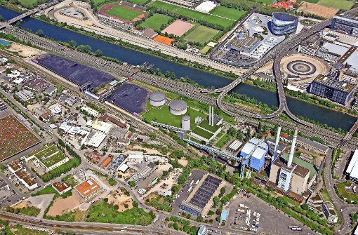 Ab Januar wird am neuen Kraftwerk gebaut