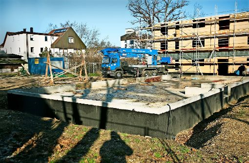 kirchheim richtfest auf der klosterwiese landkreis esslingen stuttgarter zeitung. Black Bedroom Furniture Sets. Home Design Ideas