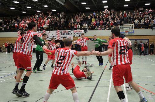 Aufstieg in die Württemberg-Liga ist geschafft