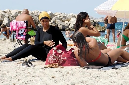 Cannes hebt Burkini-Verbot auf