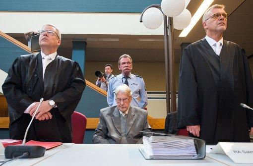 Fünf Jahre Haft für Auschwitz-Wachmann