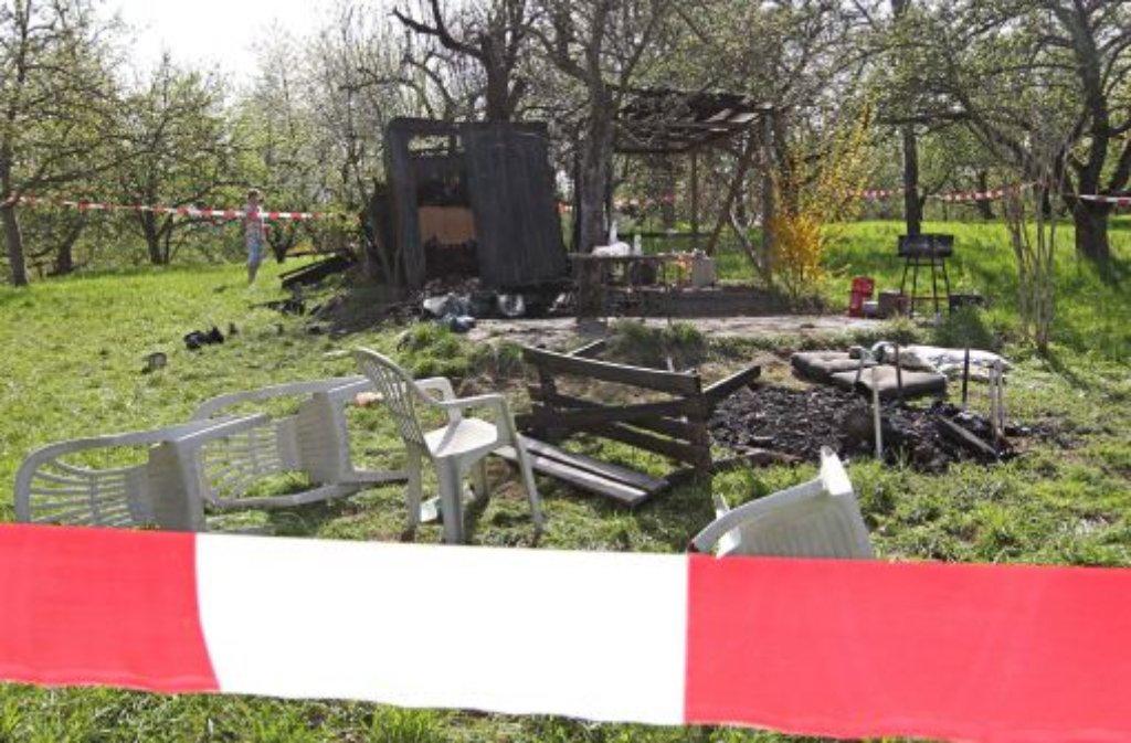Fünf Monate nach dem Brandanschlag auf Ausländer in Winterbach (Rems-Murr-Kreis) hat die Staatsanwaltschaft Stuttgart Anklage gegen zwei 21-jährige Rechtsradikale erhoben.  Foto: dpa