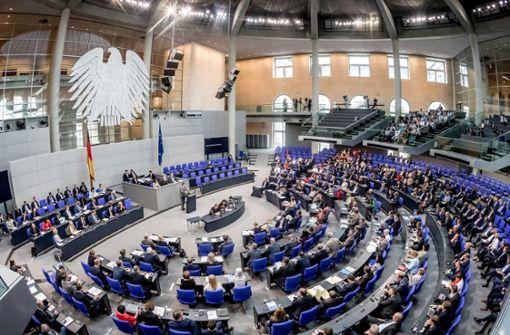 Eine Blase in Berlin, eine blase in Brüssel