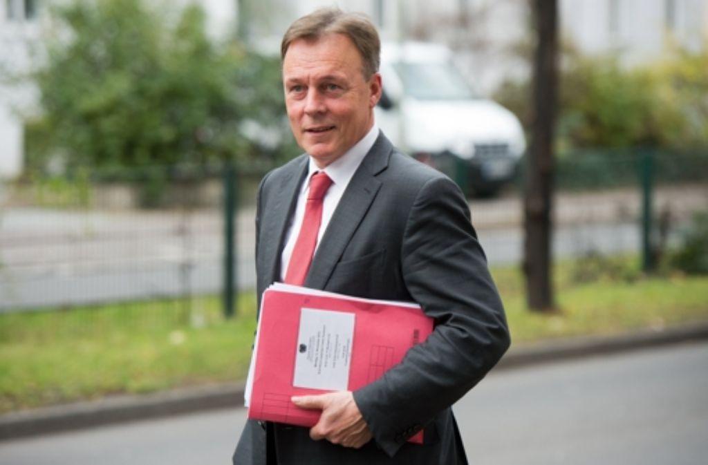 Thomas Oppermann (SPD) plädiert für mehr Bürgerbeteiligung im Bund. Foto: dpa