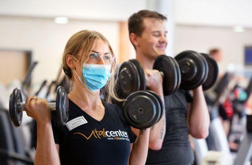 So trainiert man richtig im Fitnessstudio