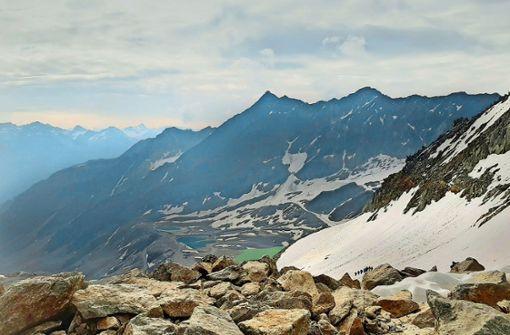 Eine Alpenüberquerung in sechs Tagen