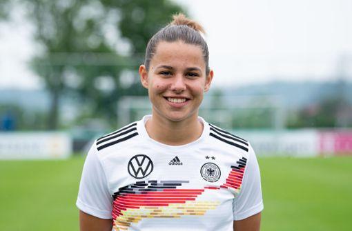 Jünger als Prinz: 17-jährige Oberdorf jüngste deutsche WM-Spielerin