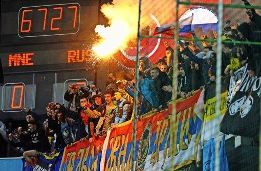 Die Fußball-Hölle von Podgorica