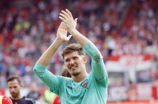 Gregor Kobel hält dem VfB den Sieg fest