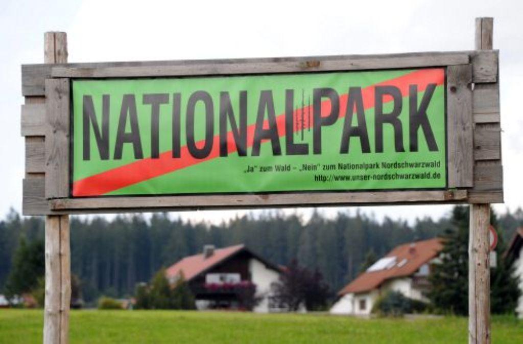 Bislang waren die Planungen für den Nationalpark im Nordschwarzwald schwammig. Nun zeichnen sich eine konkrete Lage und genauereKostenkalkulationen ab. Foto: dpa