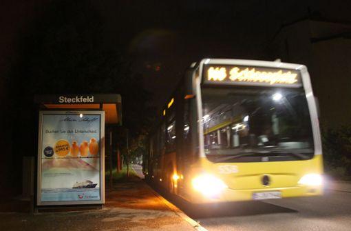 Busse und Bahnen fahren bald nachts wieder