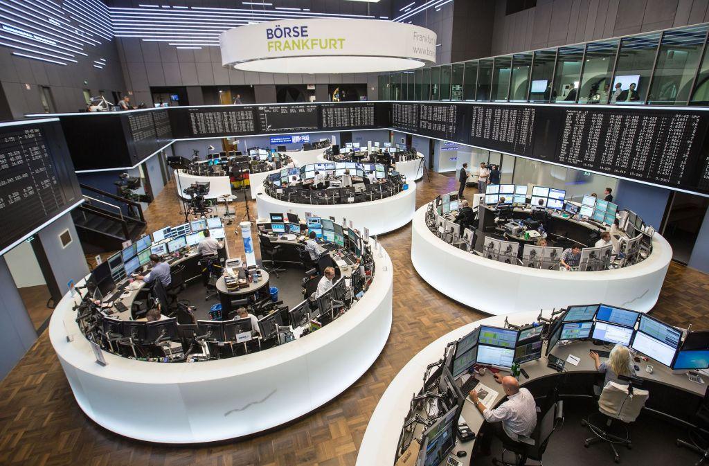 Auch ohne Fusion mit der London Stock Exchange will die Deutsche Börse weiter wachsen. Foto: dpa