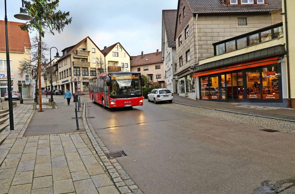 Die Regiobus Stuttgart hat keine Zukunft mehr. Die  FMO, wie die RBS ein Busunterhmen der Bahn,  verdrängt ihre Omnibusse. Foto: Malte Klein