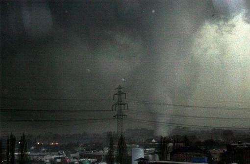 Tornados könnten durch Klimawandel in Deutschland stärker ausfallen